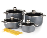 Stock pots non-stick
