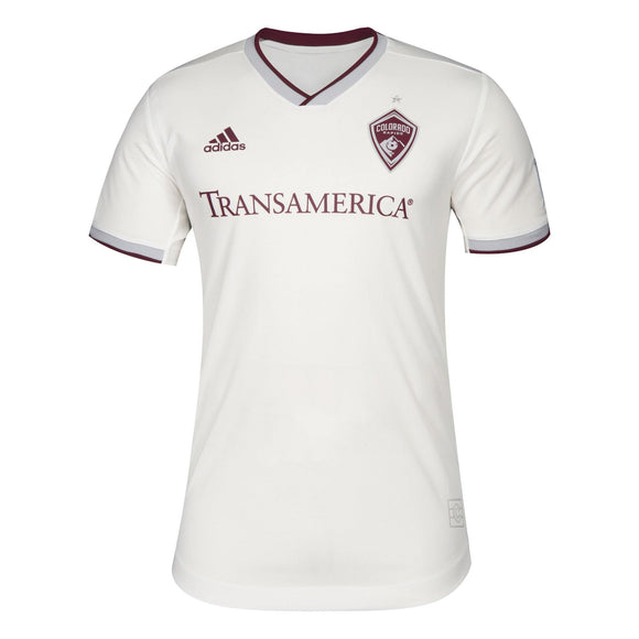 20/21 Colorado Rapids Away Jersey - Jersey Loco