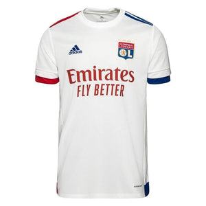 20/21 Lyon Home Jersey - Jersey Loco
