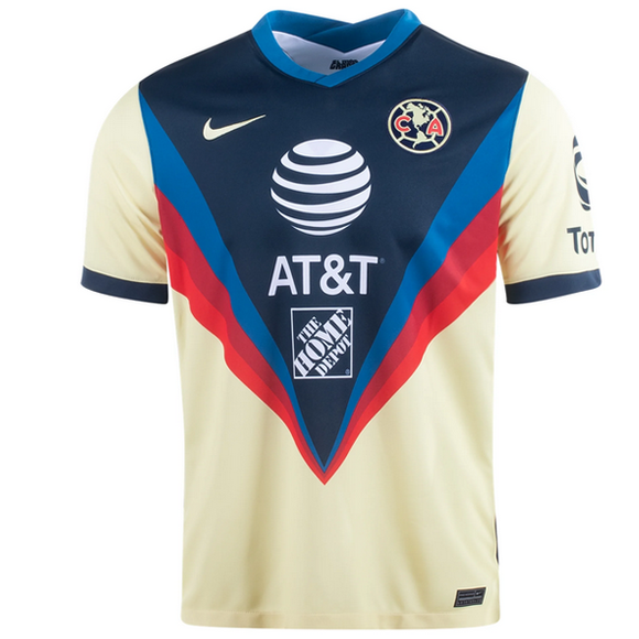 20/21 America Home Jersey - Jersey Loco
