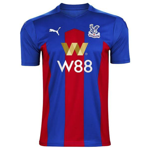 20/21 Crystal Palace Home Jersey - Jersey Loco