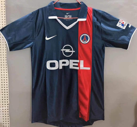 PSG Home Retro Jersey