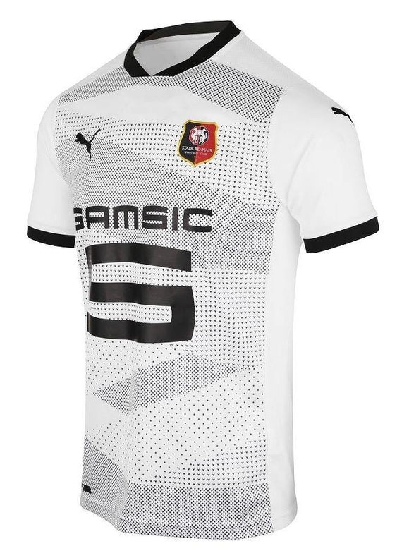 20/21 Rennes Away Jersey - Jersey Loco