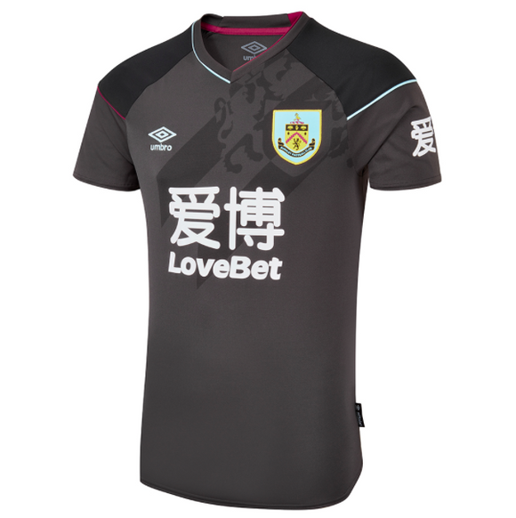 20/21 Burnley Away Jersey - Jersey Loco