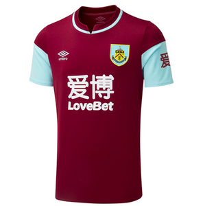 20/21 Burnley Home Jersey - Jersey Loco