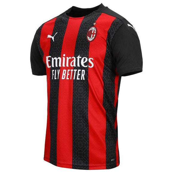 20/21 AC Milan Home Jersey - Jersey Loco