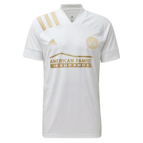 20/21 Atlanta United Away Jersey - Jersey Loco