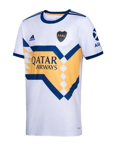 20/21 Boca Junior Away Jersey - Jersey Loco
