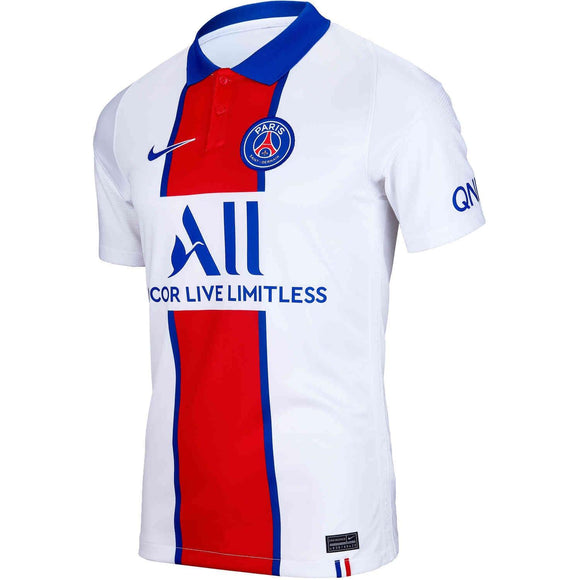 20/21 PSG Away Jersey - Jersey Loco