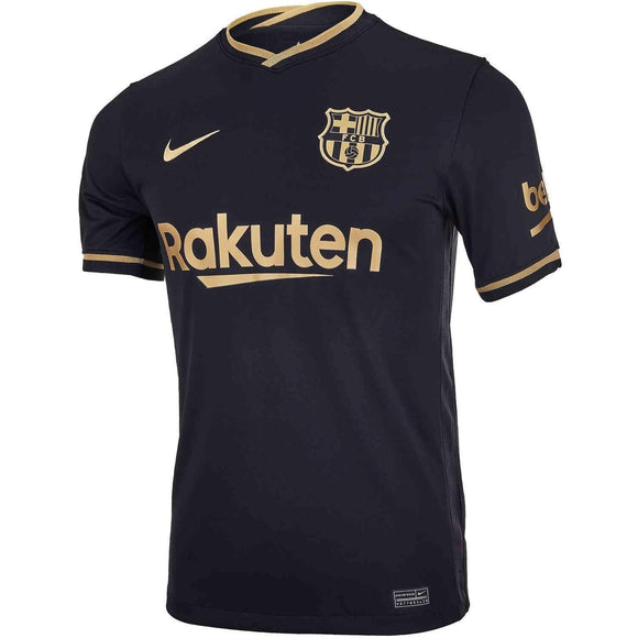 20/21 Barcelona Away Jersey - Jersey Loco
