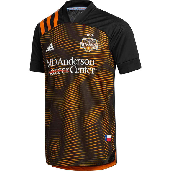 20/21 Houston Dynamo Away Jersey - Jersey Loco