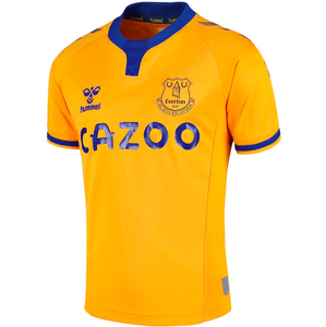20/21 Everton Away Jersey - Jersey Loco