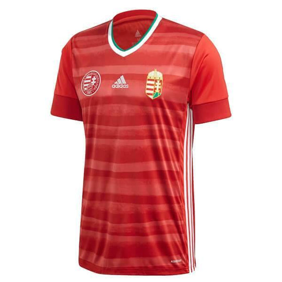 Hungary 20/21 Home Jersey - Jersey Loco