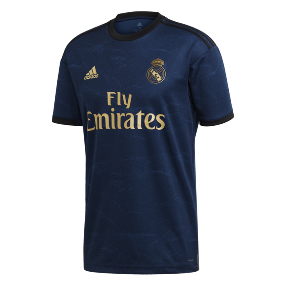 19/20 Real Madrid Away Jersey