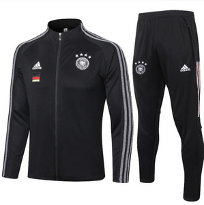 20/21 Germany Black Tracksuit