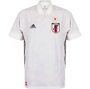 Japan 20/21 Away Jersey - Jersey Loco