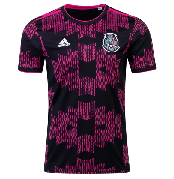 20/21 Mexico Home Jersey - Jersey Loco