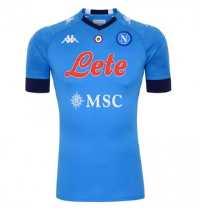20/21 Napoli Home Jersey - Jersey Loco