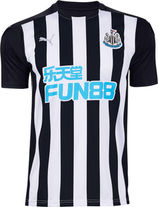 20/21 Newcastle United Home Jersey - Jersey Loco