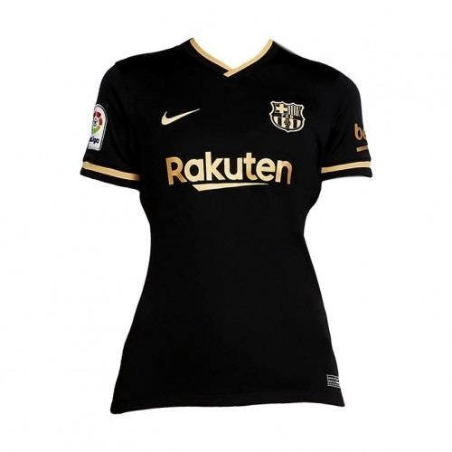 20/21 Barcelona Women Away Jersey - Jersey Loco