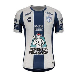 20/21 Pachuca Home Jersey - Jersey Loco