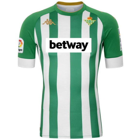 20/21 Real Betis Home Jersey - Jersey Loco