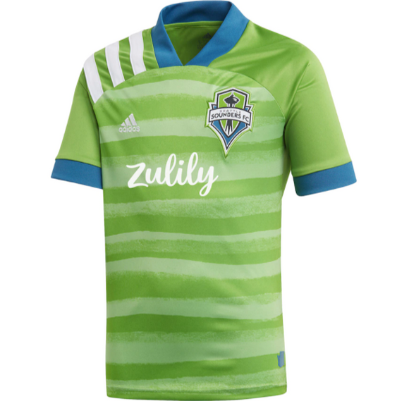 20/21 Seattle Sounders Home Jersey - Jersey Loco
