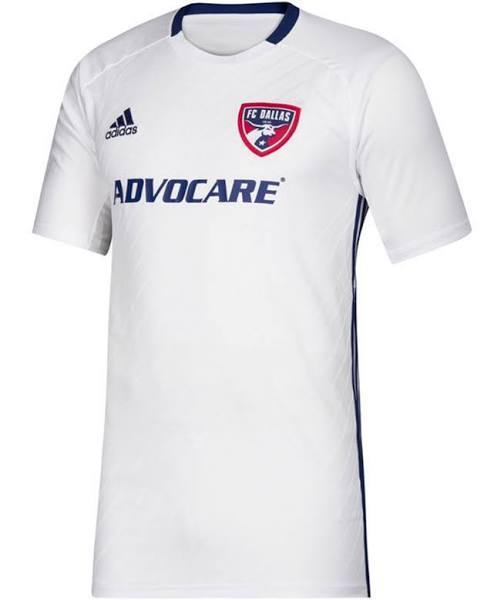 20/21 FC Dallas Away Jersey - Jersey Loco