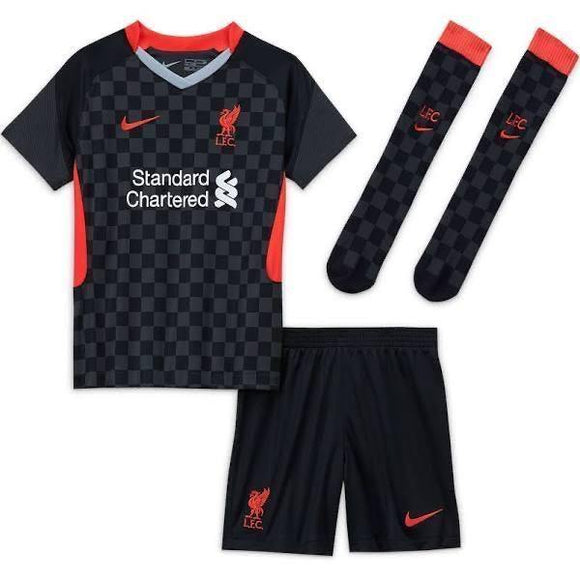 20/21 Liverpool Third Kids Kit - Jersey Loco