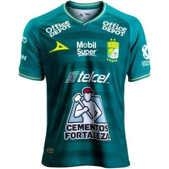 20/21 Leon Home Jersey - Jersey Loco