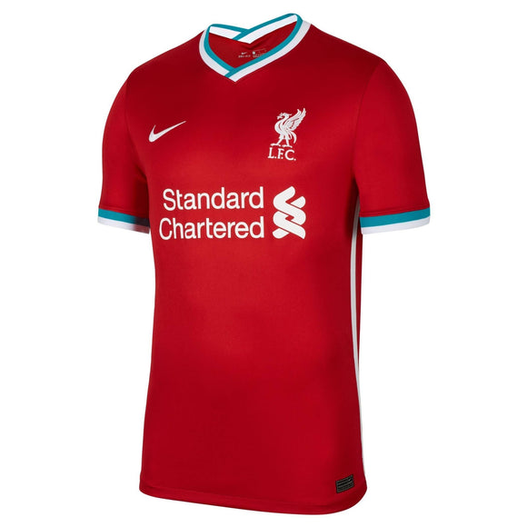 20/21 Liverpool Home Jersey - Jersey Loco