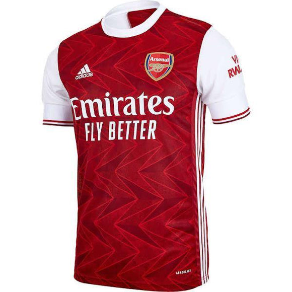 20/21 Arsenal Home Jersey - Jersey Loco
