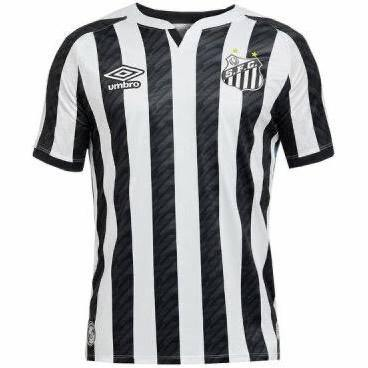 20/21 Club Santos Away Jersey - Jersey Loco