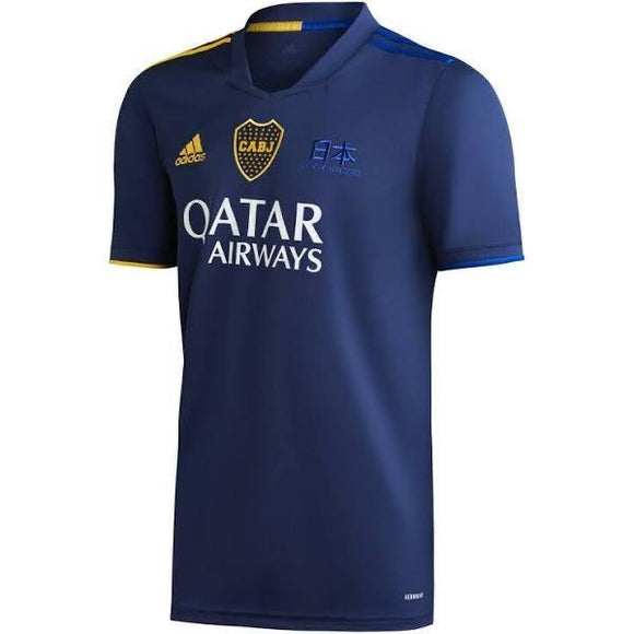 20/21 Boca Junior Fourth Jersey - Jersey Loco