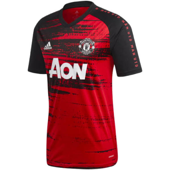 Manchester United Pre-Match Jersey 20/21