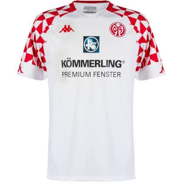 20/21 Mainz Away Jersey - Jersey Loco
