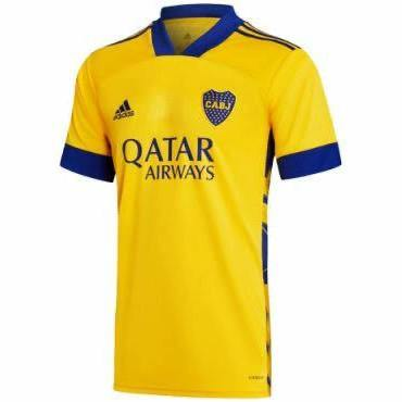 20/21 Boca Junior Third Jersey - Jersey Loco