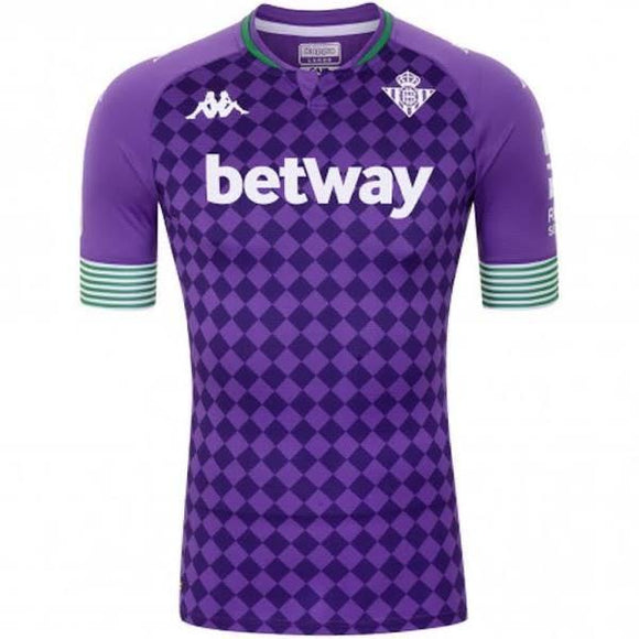 20/21 Real Betis Away Jersey - Jersey Loco