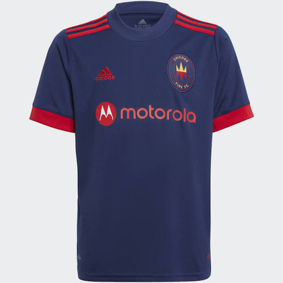 20/21 Chicago Fire Home Jersey
