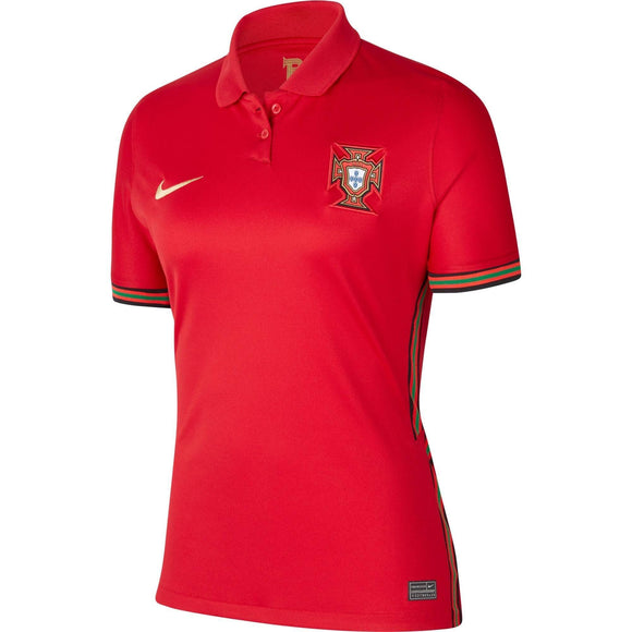 20/21 Portugal Women Home Jersey - Jersey Loco