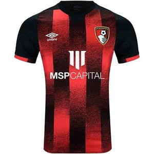 20/21 Bournemouth Home Jersey - Jersey Loco