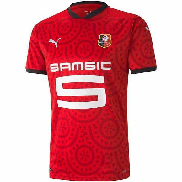 20/21 Rennes Home Jersey - Jersey Loco