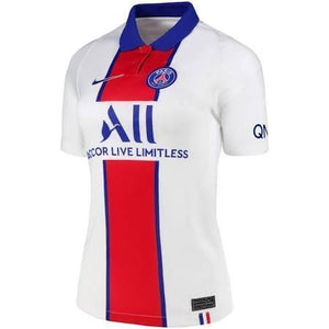 20/21 PSG Women Away Jersey - Jersey Loco