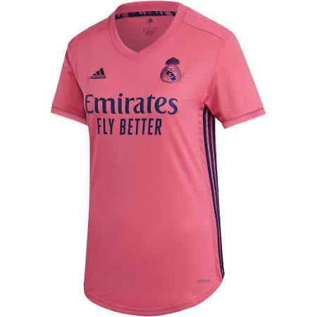 20/21 Real Madrid Women Away Jersey - Jersey Loco