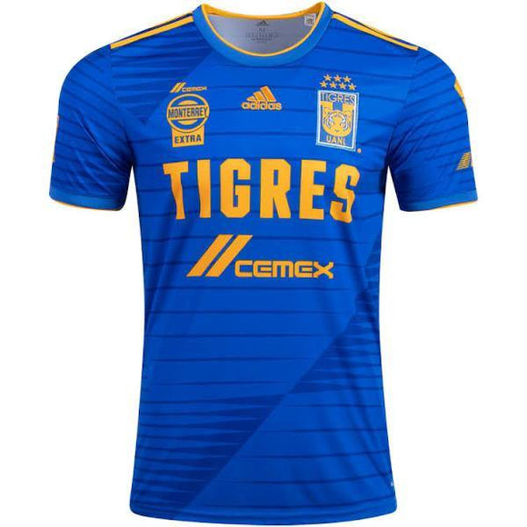 20/21 Tigres Away Jersey - Jersey Loco