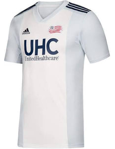 20/21 New England Revolution Away Jersey - Jersey Loco
