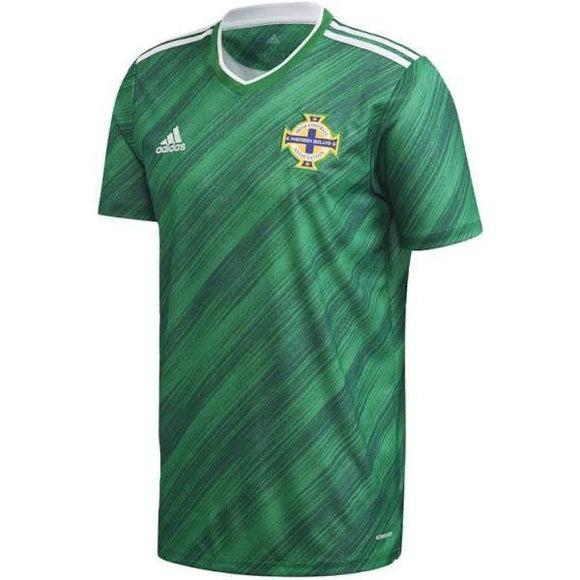 20/21 Northern Ireland Home Jersey - Jersey Loco