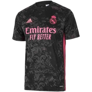 20/21 Real Madrid Third Jersey - Jersey Loco