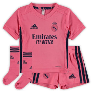 20/21 Real Madrid Away Kids Kit - Jersey Loco