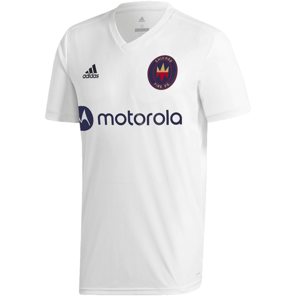 20/21 Chicago Fire Away Jersey - Jersey Loco